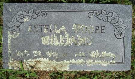 WILLIAMS, ESTELLA - Benton County, Arkansas | ESTELLA WILLIAMS - Arkansas Gravestone Photos
