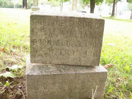WILLIAMS, FREDDIE D. - Benton County, Arkansas | FREDDIE D. WILLIAMS - Arkansas Gravestone Photos