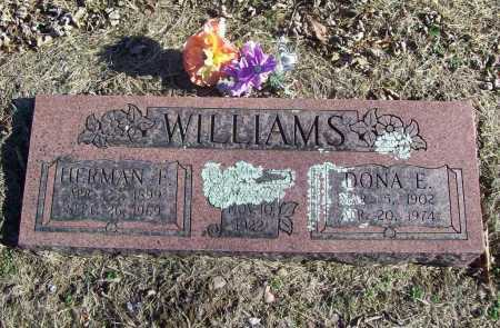 WILLIAMS, DONA E. - Benton County, Arkansas | DONA E. WILLIAMS - Arkansas Gravestone Photos