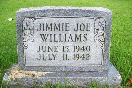 WILLIAMS, JIMMIE JOE - Benton County, Arkansas | JIMMIE JOE WILLIAMS - Arkansas Gravestone Photos