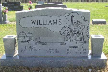 WILLIAMS, LONNIE R. - Benton County, Arkansas | LONNIE R. WILLIAMS - Arkansas Gravestone Photos