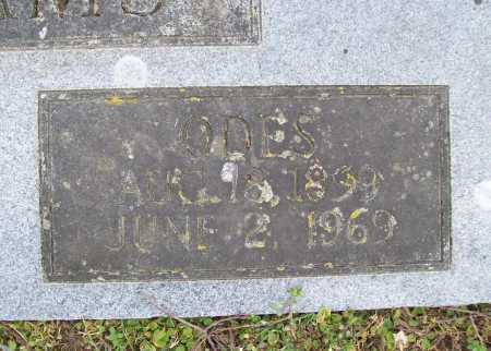 WILLIAMS, ODES (CLOSEUP) - Benton County, Arkansas | ODES (CLOSEUP) WILLIAMS - Arkansas Gravestone Photos