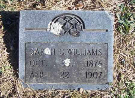 WILLIAMS, SARAH C. - Benton County, Arkansas | SARAH C. WILLIAMS - Arkansas Gravestone Photos
