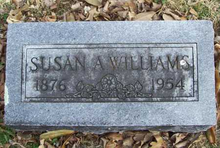 WILLIAMS, SUSAN A. - Benton County, Arkansas | SUSAN A. WILLIAMS - Arkansas Gravestone Photos