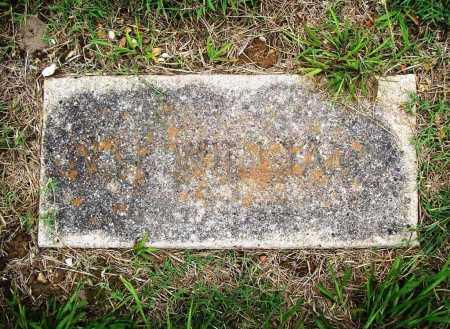 WILLIAMS, W. H. - Benton County, Arkansas   W. H. WILLIAMS - Arkansas Gravestone Photos