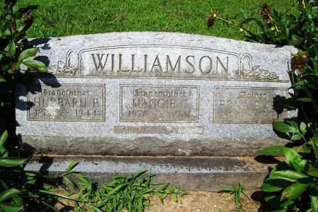 WILLIAMSON, HUBBARD P. - Benton County, Arkansas | HUBBARD P. WILLIAMSON - Arkansas Gravestone Photos