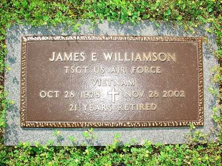 WILLIAMSON (VETERAN VIET), JAMES E. - Benton County, Arkansas | JAMES E. WILLIAMSON (VETERAN VIET) - Arkansas Gravestone Photos