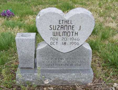 WILMOTH, ETHEL SUZANNE J. - Benton County, Arkansas | ETHEL SUZANNE J. WILMOTH - Arkansas Gravestone Photos