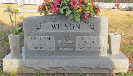 "WILSON, BOBBY JOE ""JOE BOB"" - Benton County, Arkansas 