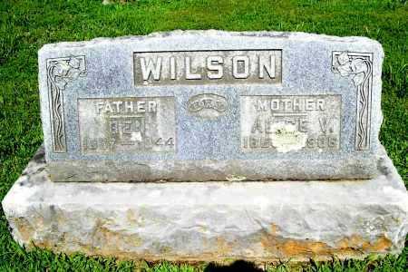WILSON, BEN - Benton County, Arkansas | BEN WILSON - Arkansas Gravestone Photos