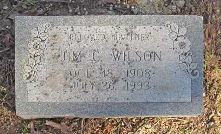 WILSON, JIM C - Benton County, Arkansas | JIM C WILSON - Arkansas Gravestone Photos