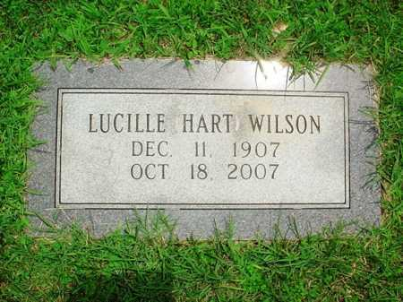 WILSON, LUCILLE - Benton County, Arkansas | LUCILLE WILSON - Arkansas Gravestone Photos