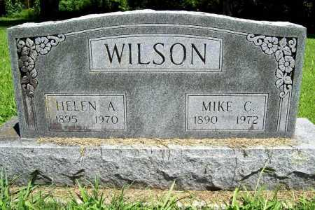 WILSON, MIKE C. - Benton County, Arkansas | MIKE C. WILSON - Arkansas Gravestone Photos