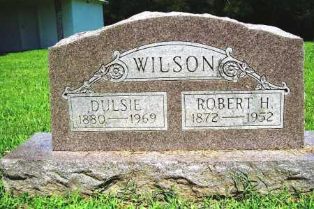 WILSON, DULSIE - Benton County, Arkansas | DULSIE WILSON - Arkansas Gravestone Photos