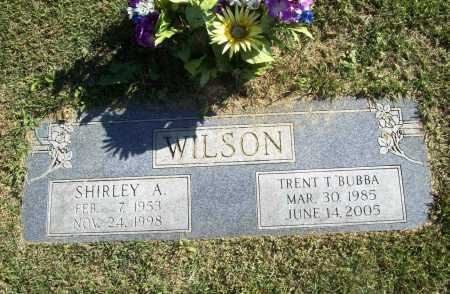 "WILSON, TRENT T. ""BUBBA"" - Benton County, Arkansas 