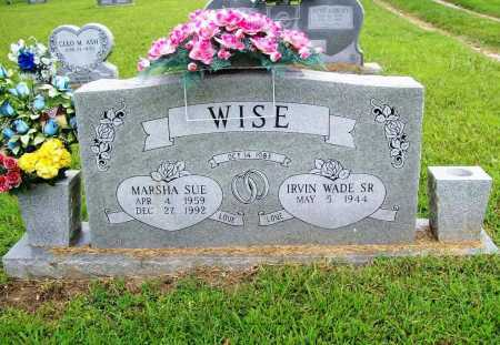WISE, MARSHA SUE - Benton County, Arkansas | MARSHA SUE WISE - Arkansas Gravestone Photos