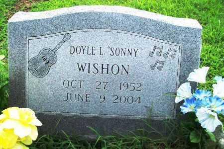 "WISHON, DOYLE L. ""SONNY"" - Benton County, Arkansas | DOYLE L. ""SONNY"" WISHON - Arkansas Gravestone Photos"