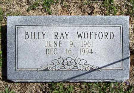 WOFFORD, BILLY RAY - Benton County, Arkansas | BILLY RAY WOFFORD - Arkansas Gravestone Photos