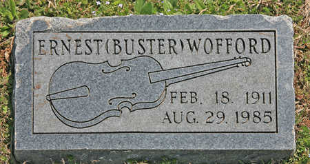 "WOFFORD (2), ERNEST N. ""BUSTER"" - Benton County, Arkansas 