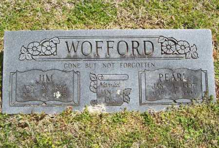 WOFFORD, JIM - Benton County, Arkansas | JIM WOFFORD - Arkansas Gravestone Photos