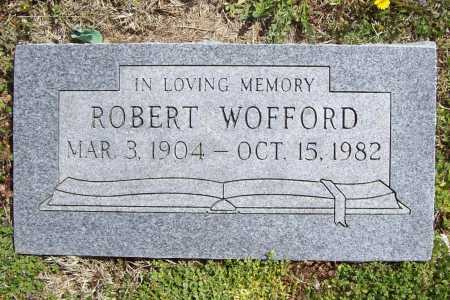 WOFFORD, ROBERT - Benton County, Arkansas | ROBERT WOFFORD - Arkansas Gravestone Photos