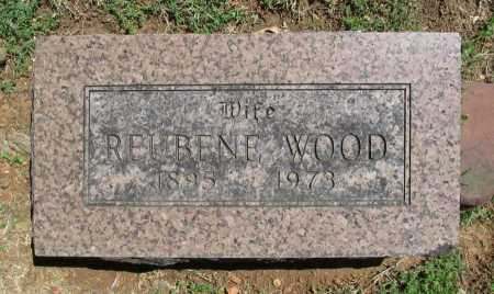 WOOD, REUBENE - Benton County, Arkansas | REUBENE WOOD - Arkansas Gravestone Photos