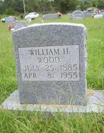 WOOD, WILLIAM H. - Benton County, Arkansas | WILLIAM H. WOOD - Arkansas Gravestone Photos