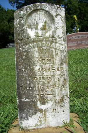 WOODARD, J. W. - Benton County, Arkansas | J. W. WOODARD - Arkansas Gravestone Photos