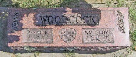 WOODCOCK, WILLIAM FLOYD - Benton County, Arkansas | WILLIAM FLOYD WOODCOCK - Arkansas Gravestone Photos