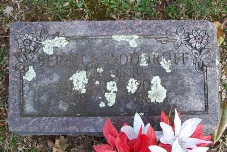 WOODRUFF, BERNICE - Benton County, Arkansas | BERNICE WOODRUFF - Arkansas Gravestone Photos