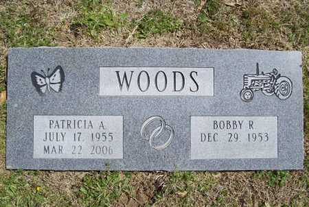 WOODS, PATRICIA A. - Benton County, Arkansas | PATRICIA A. WOODS - Arkansas Gravestone Photos