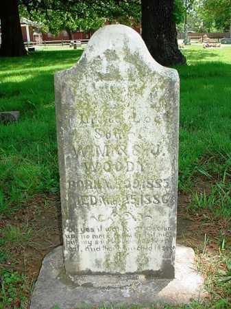 WOODY, ILLEGIBLE LEE - Benton County, Arkansas | ILLEGIBLE LEE WOODY - Arkansas Gravestone Photos