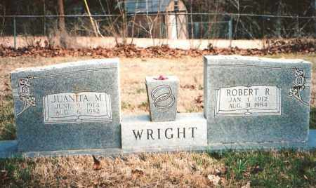 WRIGHT, ROBERT R. - Benton County, Arkansas | ROBERT R. WRIGHT - Arkansas Gravestone Photos