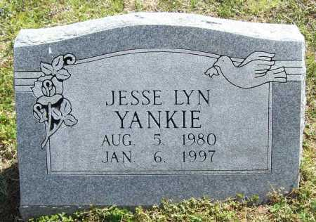 YANKIE, JESSE LYN - Benton County, Arkansas | JESSE LYN YANKIE - Arkansas Gravestone Photos
