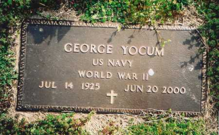 "YOCUM (VETERAN WWII), GEORGE ""DAN"" - Benton County, Arkansas 