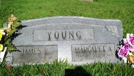 YOUNG, JAMES R. - Benton County, Arkansas | JAMES R. YOUNG - Arkansas Gravestone Photos