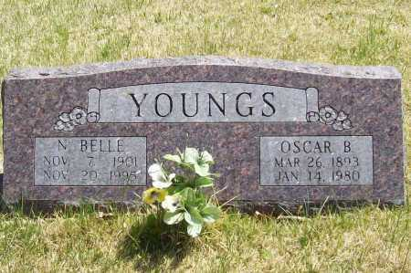 YOUNGS, OSCAR B. - Benton County, Arkansas | OSCAR B. YOUNGS - Arkansas Gravestone Photos