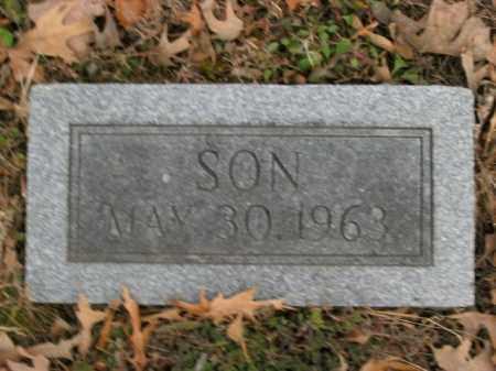 ESTES, SON - Boone County, Arkansas   SON ESTES - Arkansas Gravestone Photos
