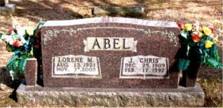 ABEL, JAMES CHRISTOPHER - Boone County, Arkansas | JAMES CHRISTOPHER ABEL - Arkansas Gravestone Photos