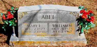 ROBERTS ABEL, MARY ELSIE - Boone County, Arkansas   MARY ELSIE ROBERTS ABEL - Arkansas Gravestone Photos