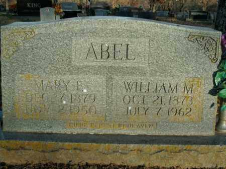 ABEL, MARY ELSIE - Boone County, Arkansas | MARY ELSIE ABEL - Arkansas Gravestone Photos
