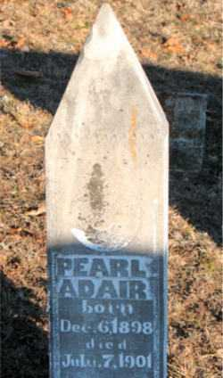 ADAIR, PEARL - Boone County, Arkansas | PEARL ADAIR - Arkansas Gravestone Photos