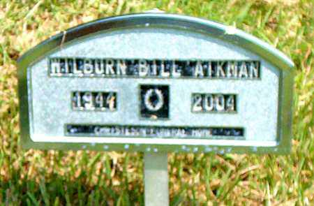 AIKMAN, WILBURN  (BILL) - Boone County, Arkansas | WILBURN  (BILL) AIKMAN - Arkansas Gravestone Photos