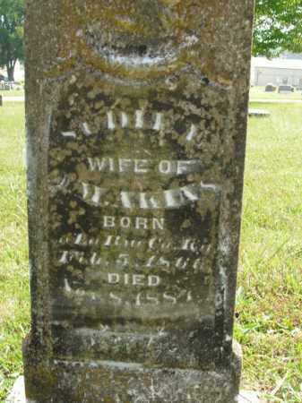 AKINS, SUDIE E. - Boone County, Arkansas | SUDIE E. AKINS - Arkansas Gravestone Photos