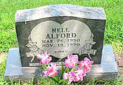 ALFORD, NELL - Boone County, Arkansas | NELL ALFORD - Arkansas Gravestone Photos