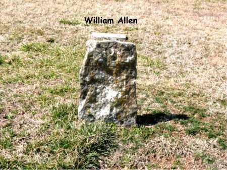 ALLEN, WILLIAM - Boone County, Arkansas | WILLIAM ALLEN - Arkansas Gravestone Photos