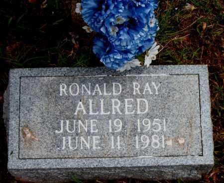 ALLRED, RONALD RAY - Boone County, Arkansas | RONALD RAY ALLRED - Arkansas Gravestone Photos