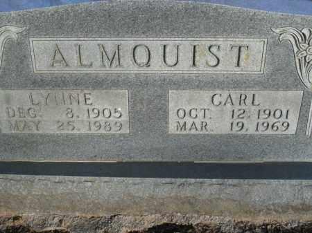 ALMQUIST, CARL - Boone County, Arkansas | CARL ALMQUIST - Arkansas Gravestone Photos