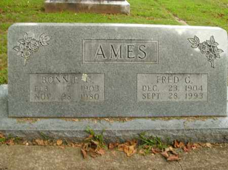 AMES, BONNIE C. - Boone County, Arkansas | BONNIE C. AMES - Arkansas Gravestone Photos
