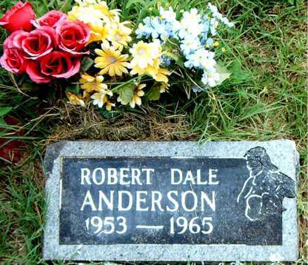 ANDERSON, ROBERT   DALE - Boone County, Arkansas | ROBERT   DALE ANDERSON - Arkansas Gravestone Photos